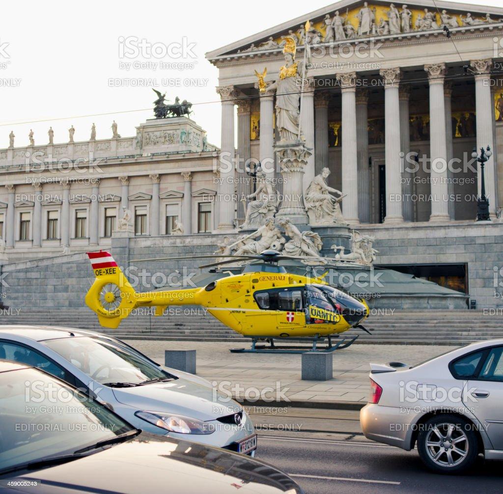 Vienna, Austria royalty-free stock photo