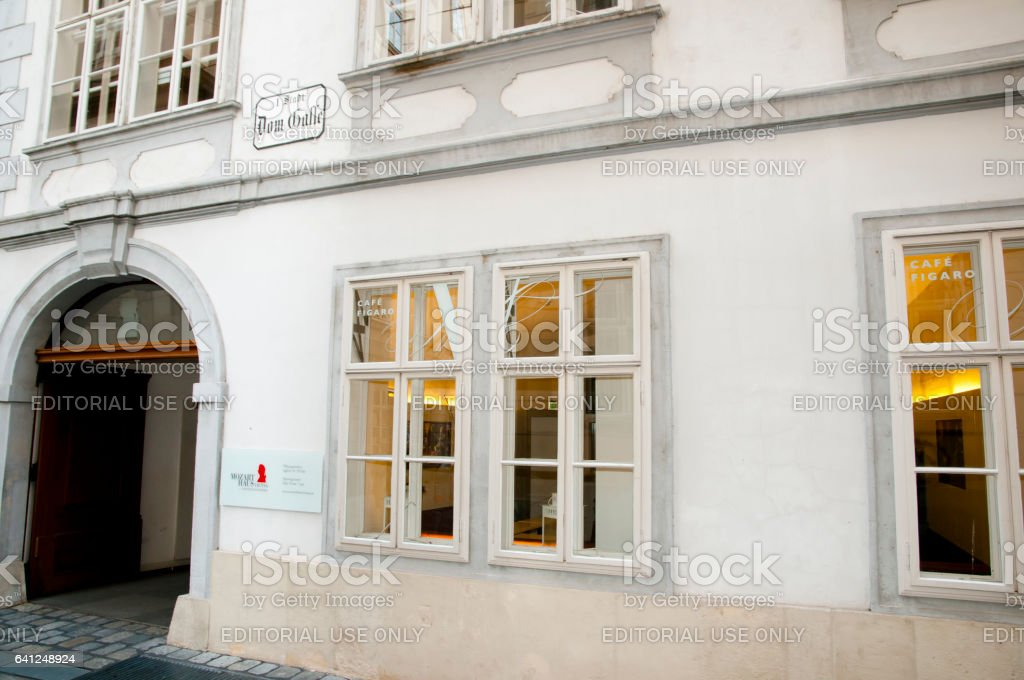 Vienna - Austria stock photo