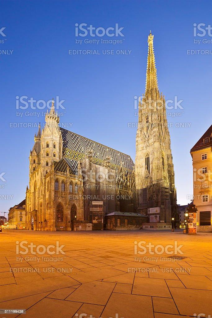 Vienna. stock photo