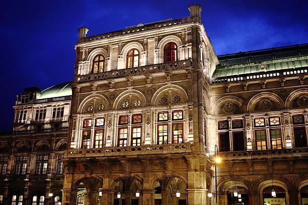 Wiener Staatsoper, Österreich. – Foto