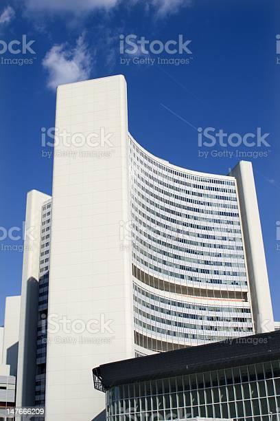 Viennatower Of Congress Center - Fotografie stock e altre immagini di Ambientazione esterna