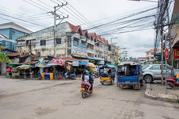 Vientiane der Stadt – Foto