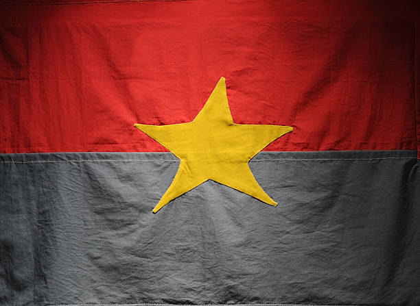 Viet Cong Flag  viet cong stock pictures, royalty-free photos & images