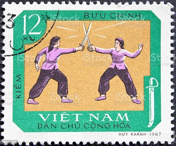 Foto de Postagem Carimbo Do Vietnã e mais fotos de stock de 1967