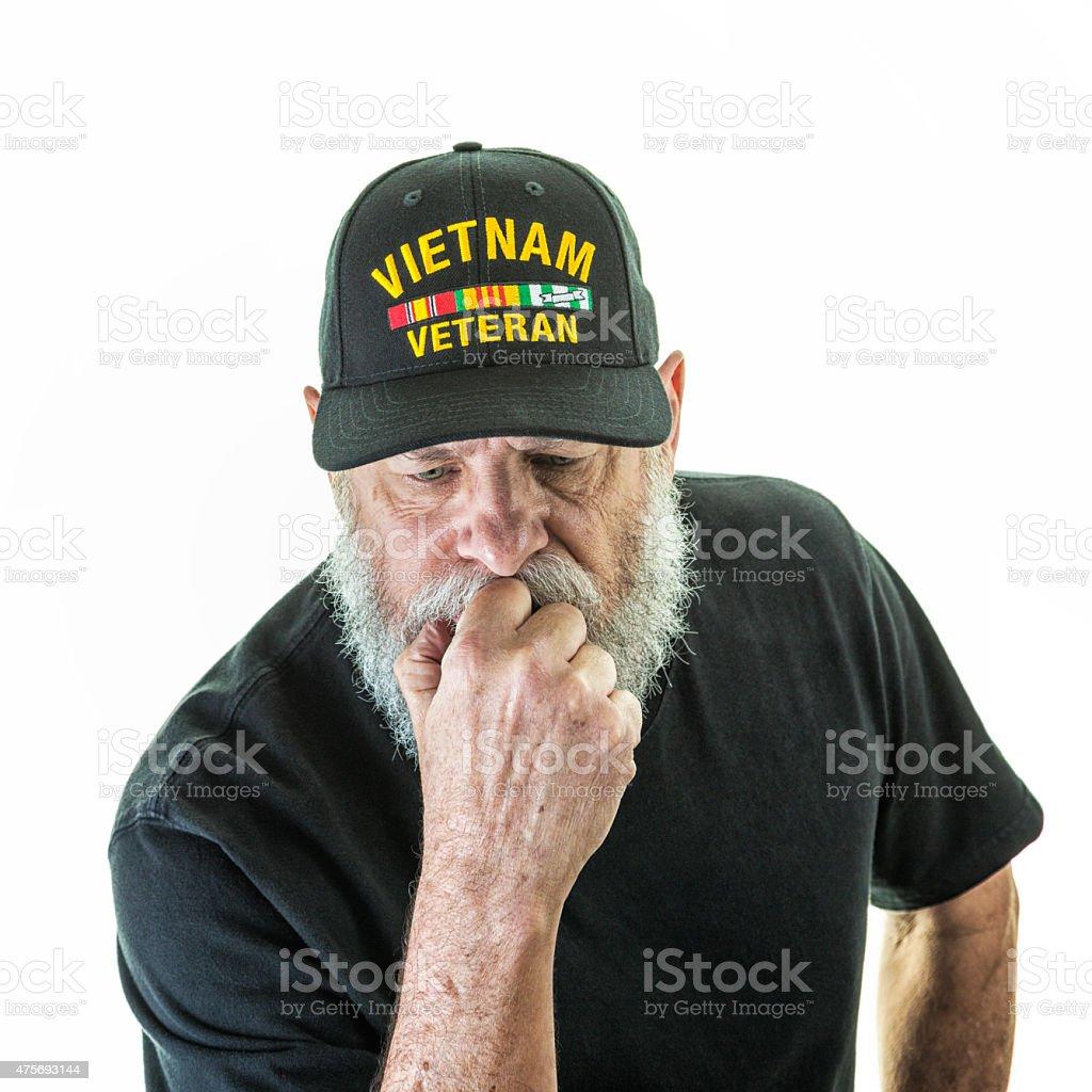 Vietnam War Military Veteran stock photo