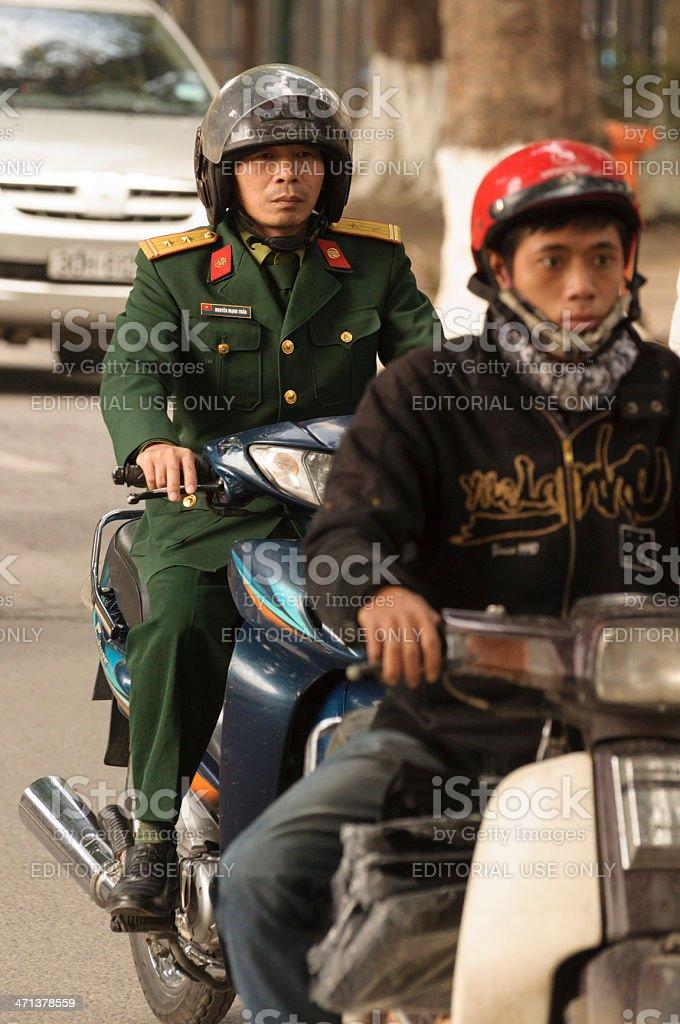 Vietnamesische Scooter – Foto