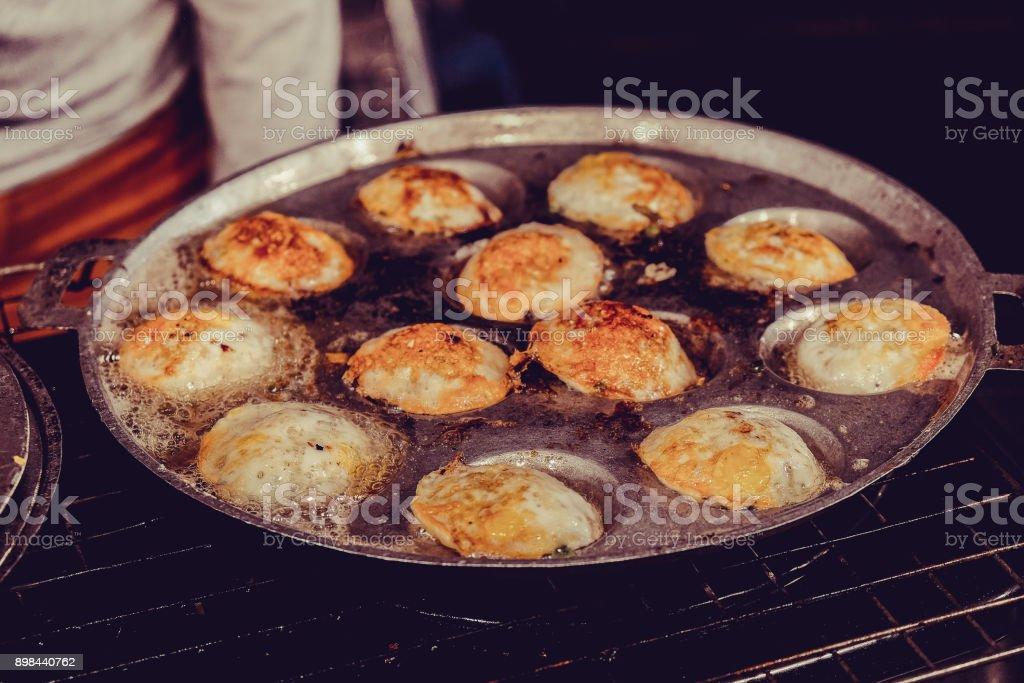 Vietnamese Street Food stock photo