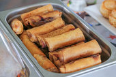 Vietnamese Traditional Food: Spring rolls