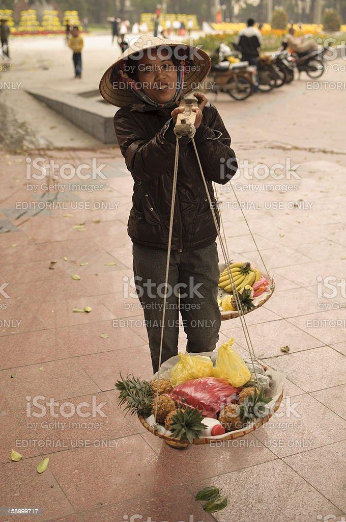 Vietnamesische Frau – Foto