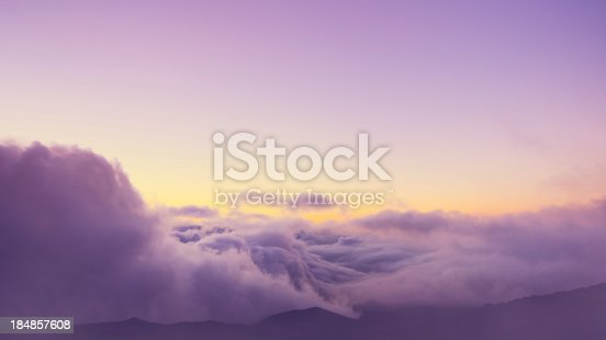 184857129istockphoto View Above the Clouds 184857608