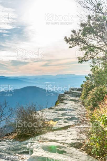 Photo of View at autumn Appalachian mountains