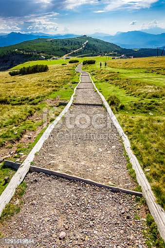 istock view at the rittner horn in italy - near bozen 1291419844