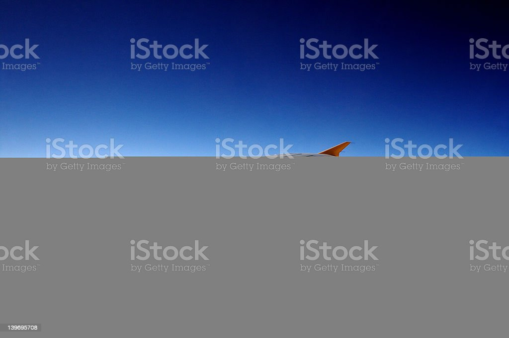 View from above 04 royalty-free stock photo