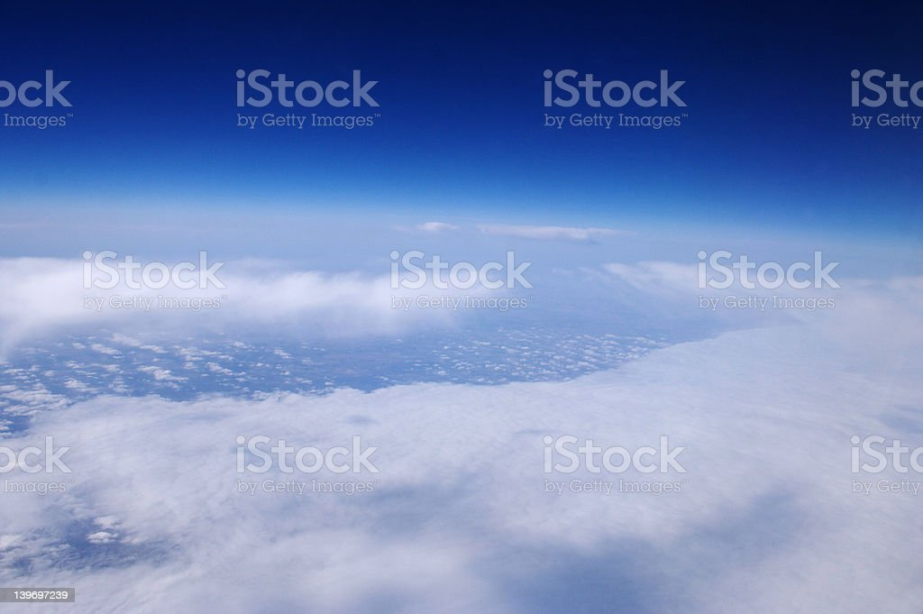 View From Above 10 royalty-free stock photo