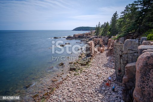 View from Acadia National Park