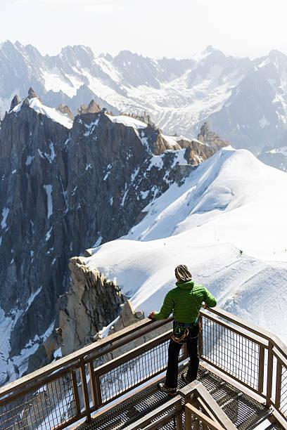 Vue de l'Aiguille du Midi - Photo