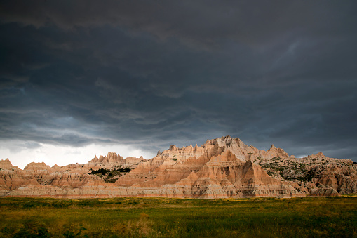 istock View from Badlands National Park in South Dakota 1013123330