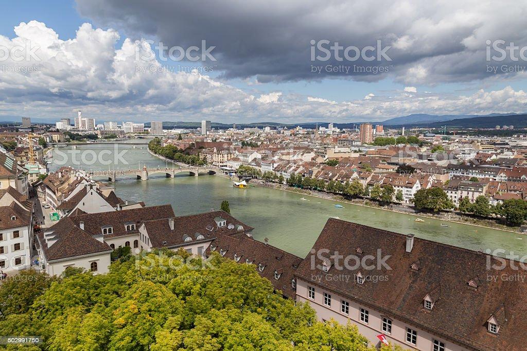 Blick von Basel Munster – Foto