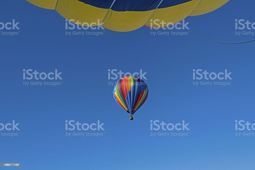 View From Below royalty-free stock photo