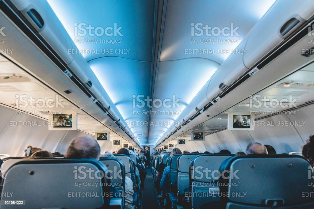 Air Transat 64 7 Air Transat Interior