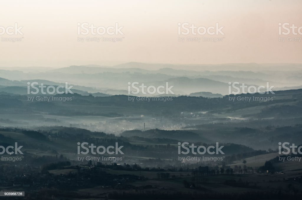view from Jested stock photo