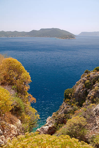 Blick vom Limanagzi, Türkei – Foto