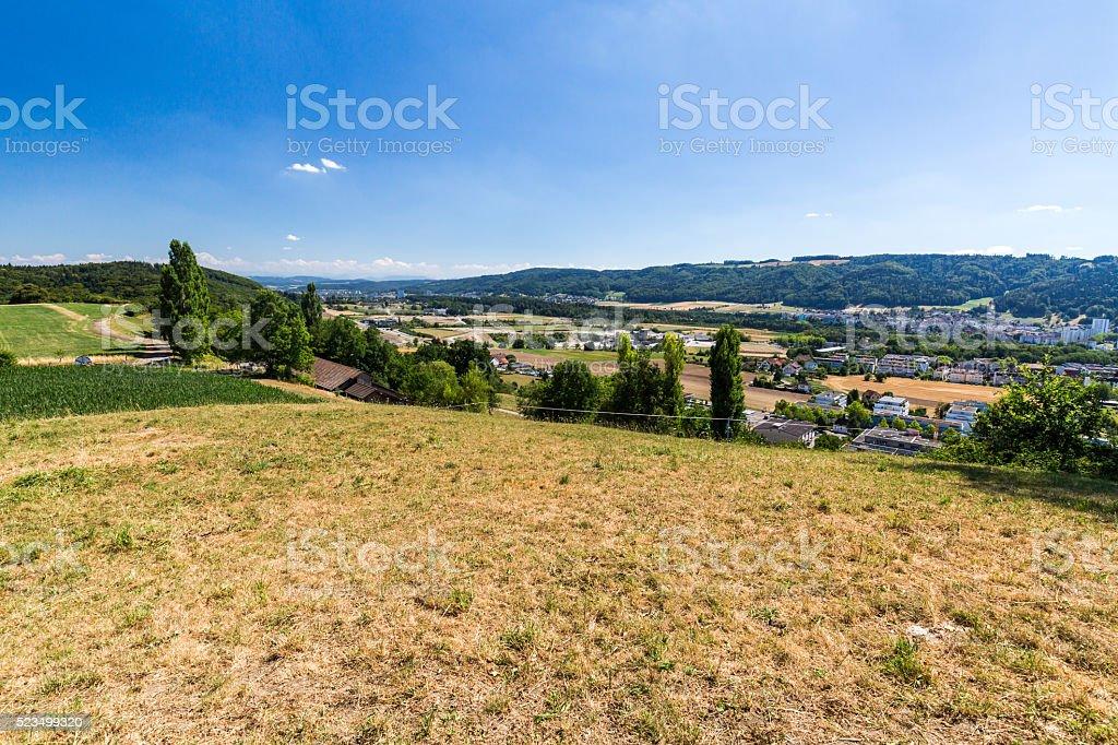 Ansicht von Berg Lagern, Wettingen – Foto