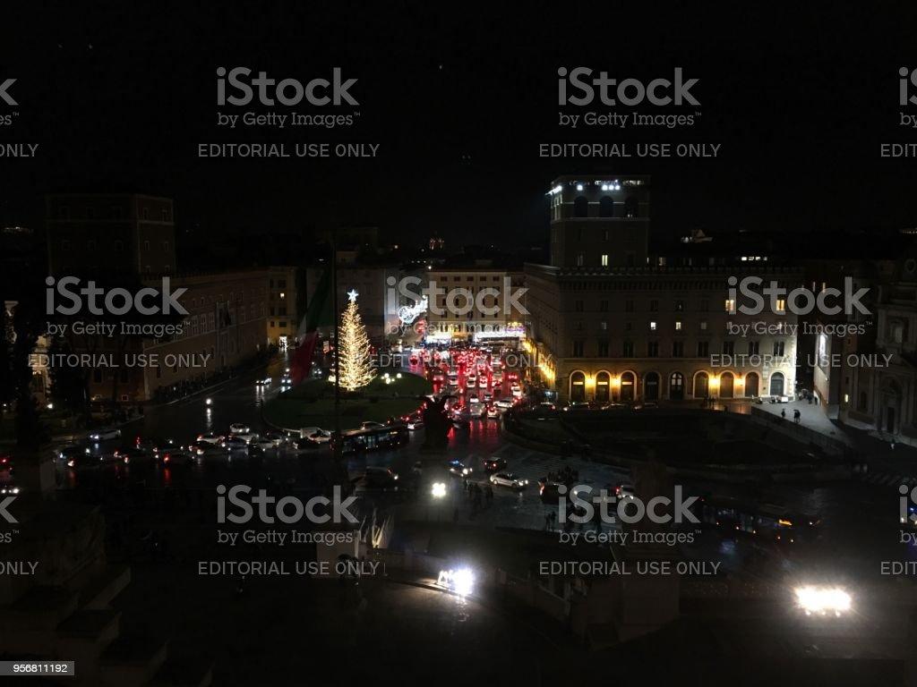 View From Terrazza Delle Quadrighe Stock Photo Download
