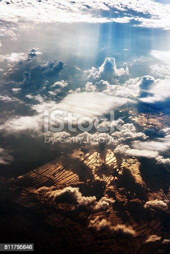 istock view from the airplane 811795646