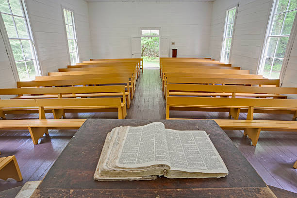 View from the church pulpit  pulpit stock pictures, royalty-free photos & images
