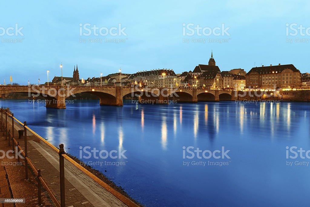 Basel in der Schweiz – Foto