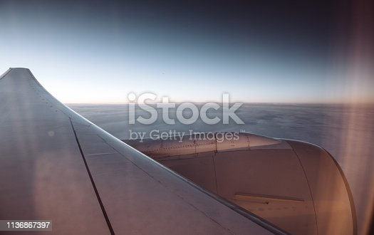 900763322 istock photo view from the porthole 1136867397