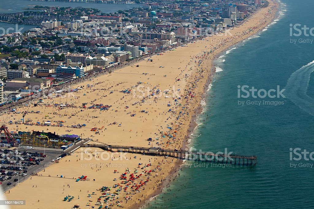 View from the sky royalty-free stock photo