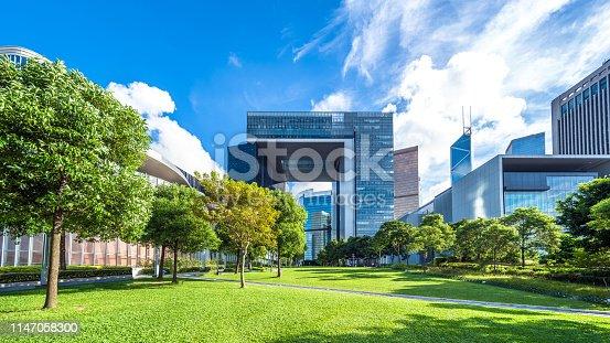 Hong Kong, Central District - Hong Kong, City, Skyscraper, Admiralty District