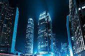 Asia, Central District - Hong Kong, China - East Asia, Hong Kong, City