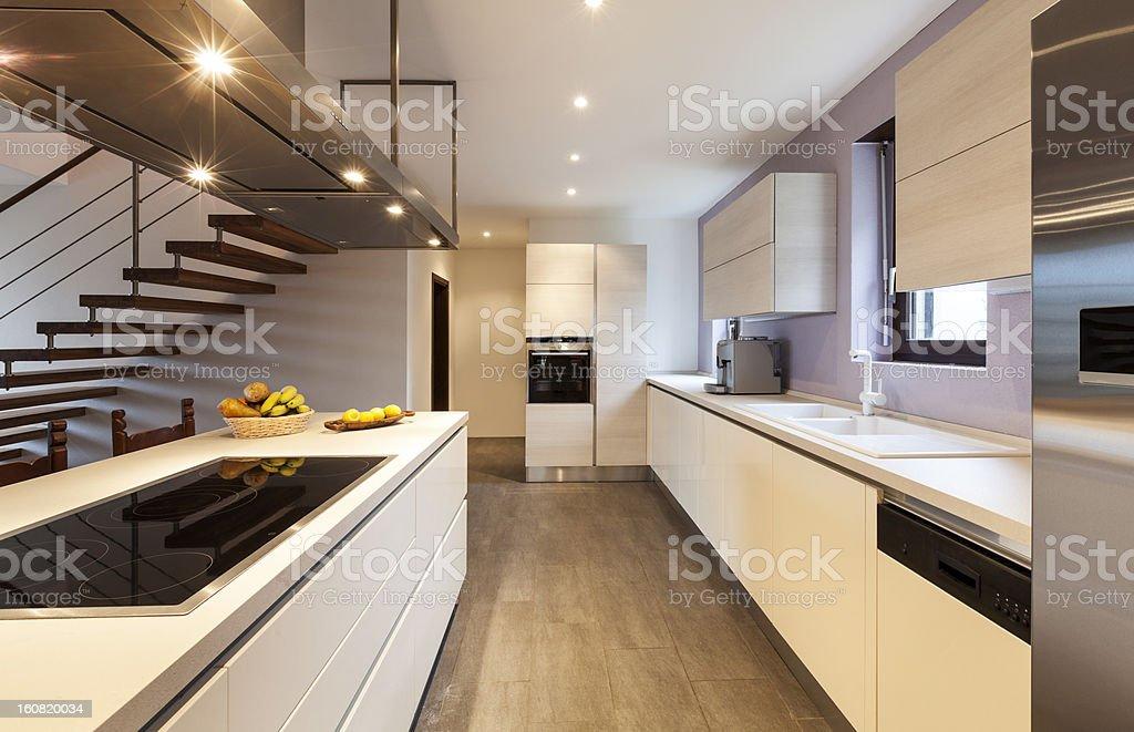 Blick auf ein eleganter Küche – Foto