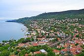 istock View of Ankaran city, Slovenia 876445604