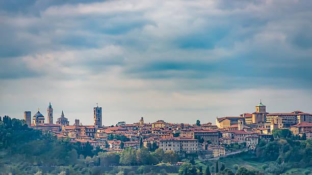 View of Bergamo Alta – Foto