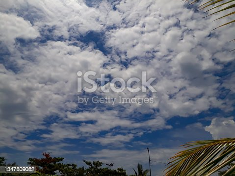 istock View of blue sky 1347809082