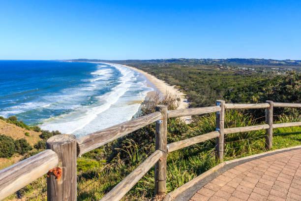 Blick auf Byron Bay – Foto