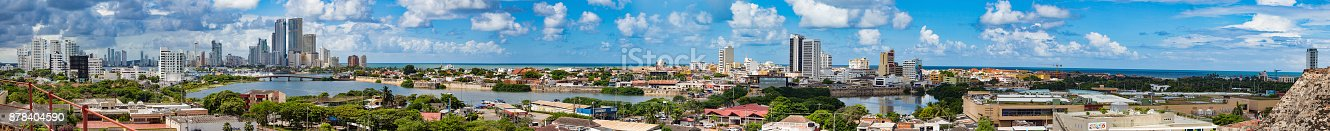 1148861090istockphoto View of Cartagena from the castle of San Felipe 878404590