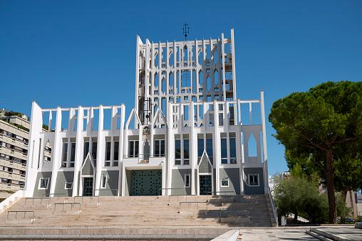 View of Concattedrale Gran Madre di Dio