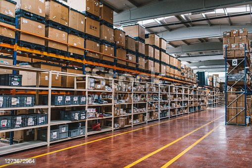 istock View of empty industrial material warehouse 1273672964