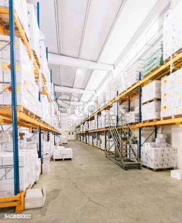 istock View of empty industrial material warehouse 940889352
