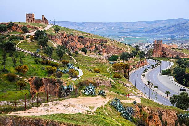 Blick auf Fes City – Foto
