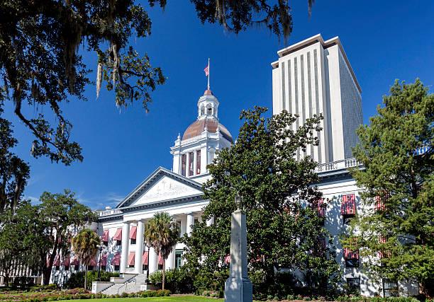 View of Florida Capital Complex