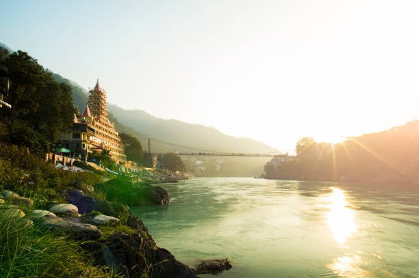 Rishikesh Stock Photos, Pictures & Royalty-Free Images - iStock