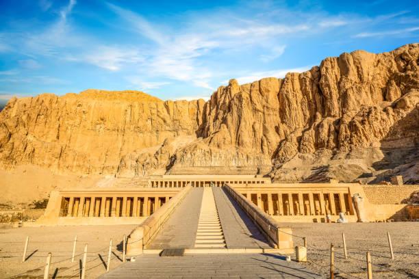 Blick auf Hatshepsut – Foto