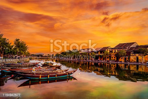 istock View of Hoi An ancient town 1154942577
