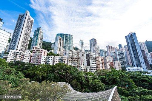 Victoria Peak, Central District - Hong Kong, China - East Asia, Hong Kong, Hong Kong Park